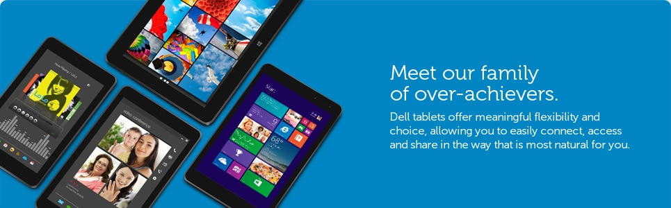 Dell Venue Tablets