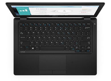 Latitude 12 5280 Laptop - Keeps up with you, and your work