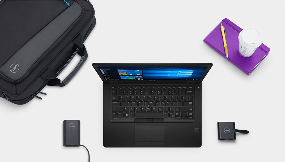 Latitude 12 5280 Laptop - Stay productive wherever you go