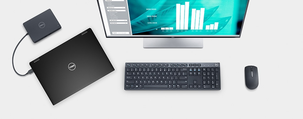 Latitude 5289 2-in-1 -  Essential desktop accessories for your Latitude 5289 2-in-1.