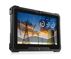 الطراز Latitude 7212 Rugged Extreme - طاقة هائلة
