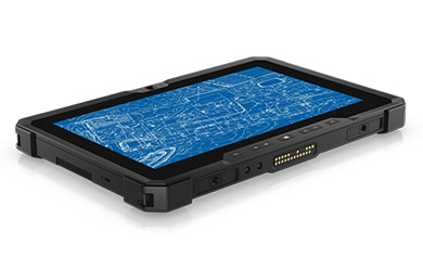 Latitude 7212 Rugged Extreme - Rock-solid reliability, security and manageability