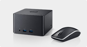 Latitude 12 7280 Laptop - Dell Wireless Dock