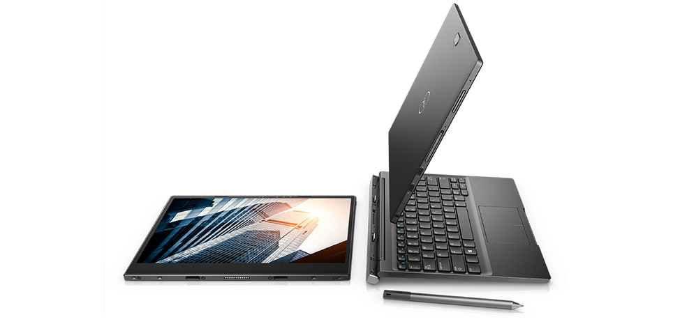 Latitude 12 7285 2 in 1 laptop - Productivity that's light on its feet