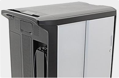 Latitude 3380教育系列 - 一臺機器,滿足全部充電需求。