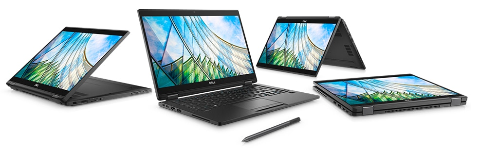 Ordinateur 2 en 1 Latitude 7389 - Simple à utiliser