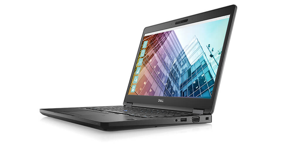 Latitude 5491 Laptop - Keeps up with you, and your work