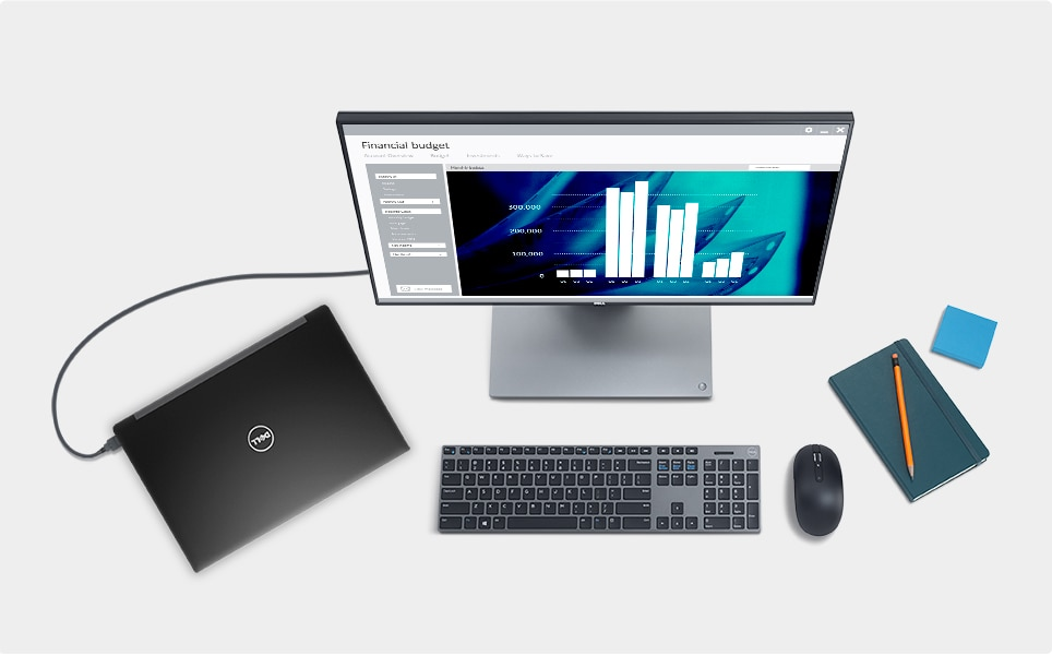 Latitude 7480 - Unlock powerful productivity at your desk