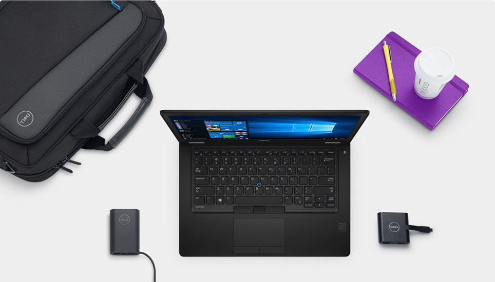 Latitude 5580 - Stay productive wherever you go