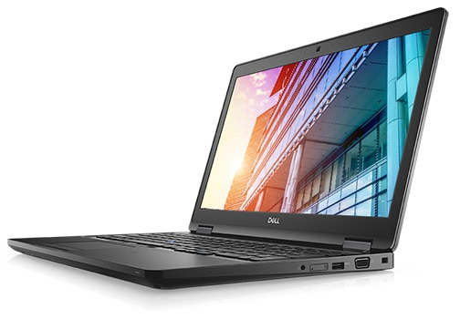 Laptop latitude 5591
