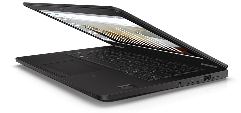 New Latitude 12 7000 Series Ultrabook™ - Secure. Sleek. Powerful.
