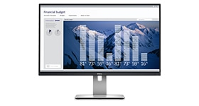 New Latitude 14 7000 Series Ultrabook™ - Dell 27 Monitor – U2715H