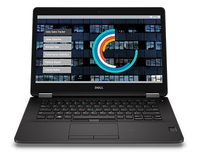 New Latitude 14 7000 Series Ultrabook™ - Loaded with high-tech features