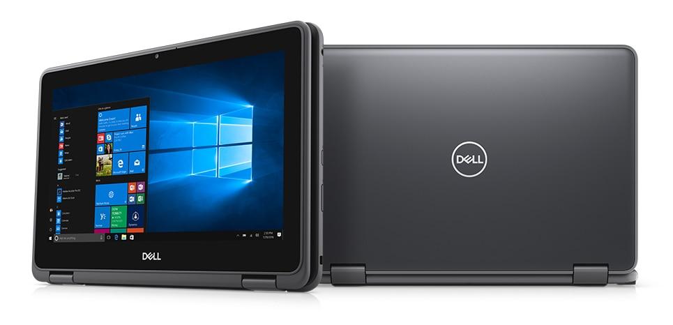 """Ноутбук """"два в одном"""" Latitude3190 Education— Windows для достижения успеха"""