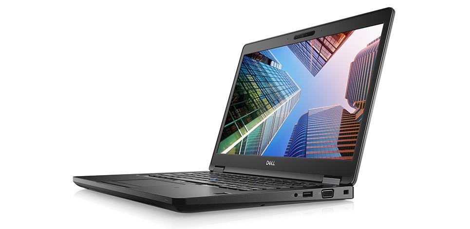 Laptop Latitude5490: se mantiene al día con usted y su trabajo