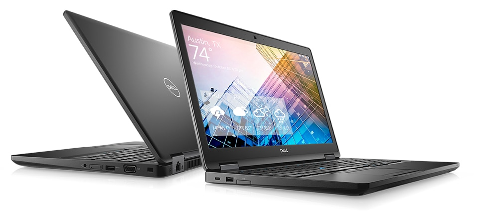 Latitude 5590 laptop - Security you can rely on