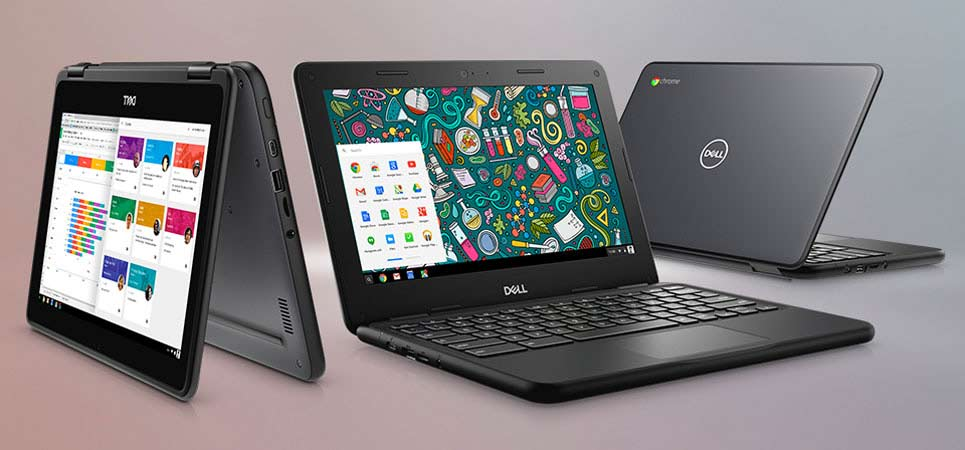 Dell Education Chromebook Series - Coming Soon