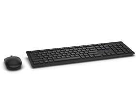 Dell Wireless Keyboard and Mouse – KM636