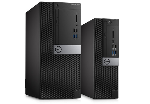 OptiPlex 5050 Tower and Small Form Factor