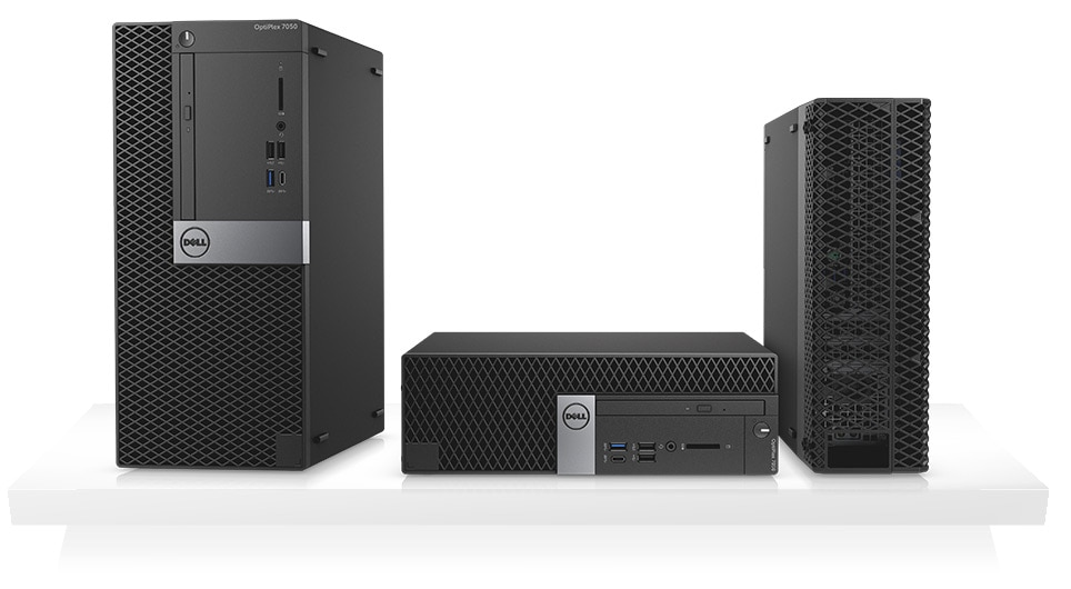 New OptiPlex 7050 Tower & Small Form Factor - Designed to fit the way you work