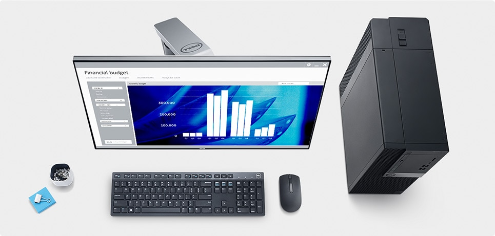 New OptiPlex 7050 Tower & Small Form Factor - Essential accessories for your OptiPlex 7050