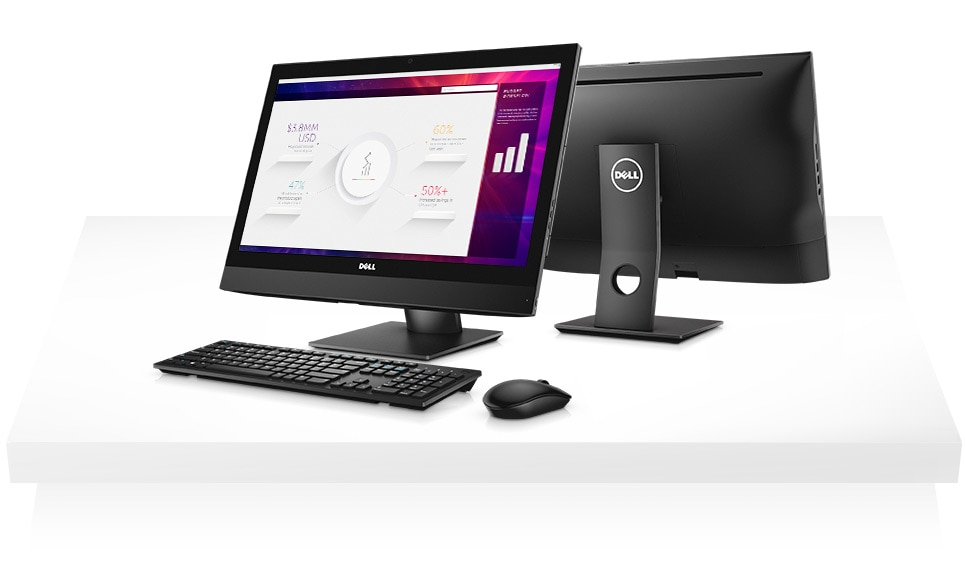 OptiPlex 7450 All-in-One - Superb productivity