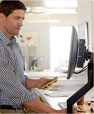 Wszystkie funkcje zarządzania, których można oczekiwać od komputerów OptiPlex