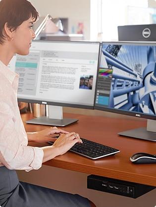 Malutki komputer z imponującymi opcjami zabezpieczeń