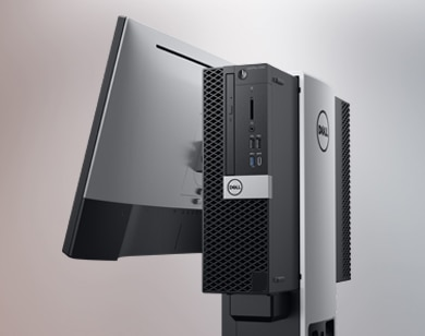 OptiPlex 5060 desktop - Conveniently compact