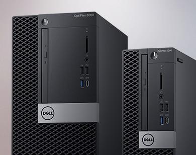 Επιτραπέζιος υπολογιστής OptiPlex 5060 – Σοβαρή και αξιόπιστη ασφάλεια