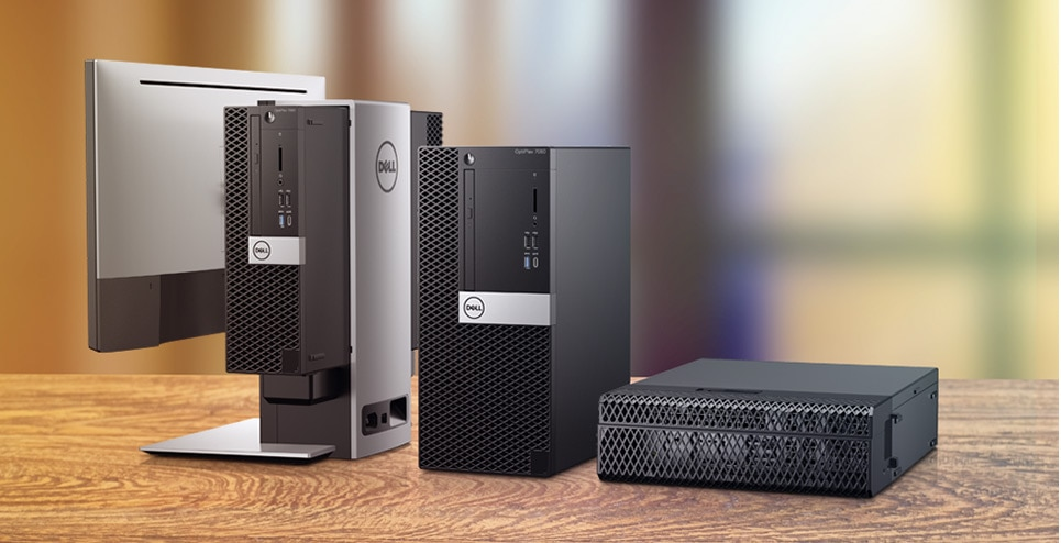 Optiplex 7060 desktop - The desktop reimagined