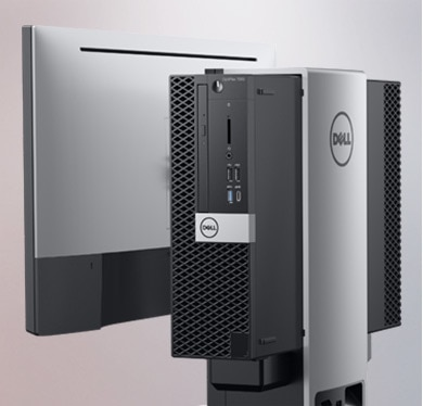 Optiplex 7060 desktop - Fit for any setting
