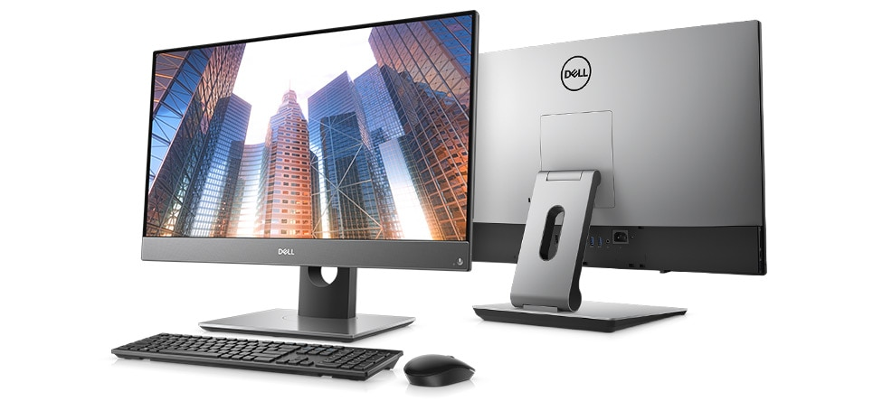 OptiPlex 7760 All-in-One - Take control of your workspace
