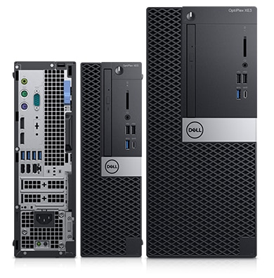 optiplex-xe3 - Versatile, durable design