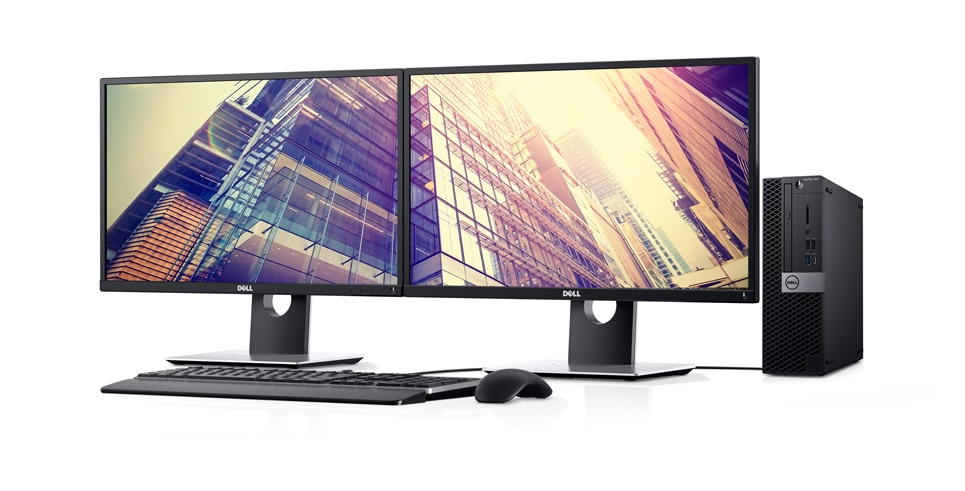 optiplex-xe3 - A productivity powerhouse