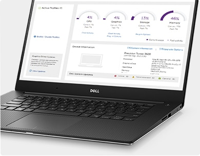 Precision 15 5520 Laptop - Improve productivity with Dell Precision Optimizer