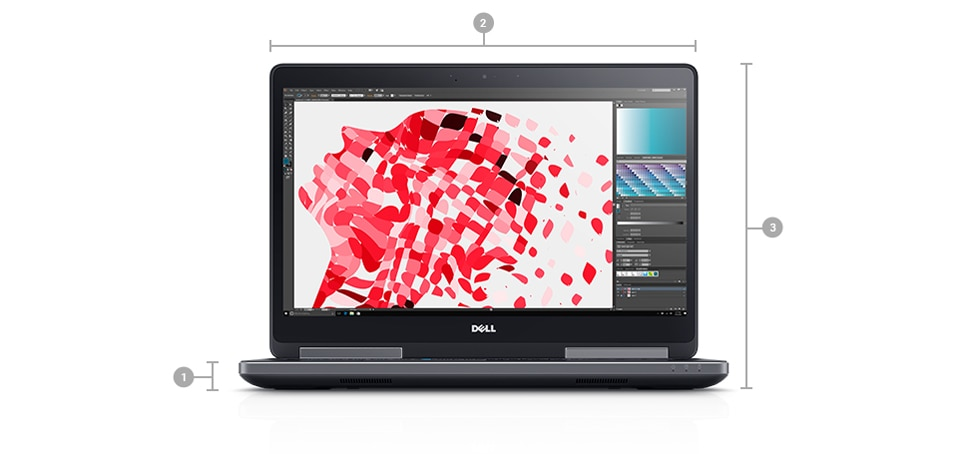 Precision 15 Inch 7520 Workstation Laptop: UHD Display | Dell USA