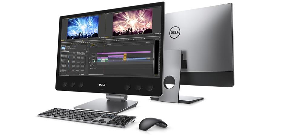 Precision 5720一体机 - 出色功能成就卓越创意 - 尽在Dell Precision一体机。