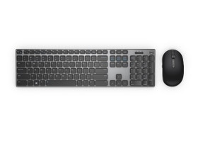 Dell Wireless Premium Keyboard & Mouse Combo | KM717