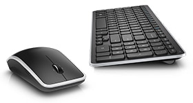 Dell Wireless Keyboard and Mouse Combo – KM714