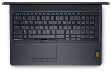 New Dell Precision 15 7000 Series (7510) - Rigorously tested for optimal performance