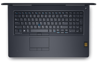 New Dell Precision 15 7000 Series (7710) - Rigorously tested for optimal performance