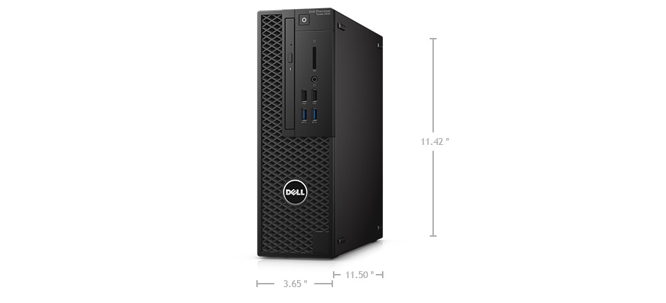 Dimensions & Weight – Small Form Factor Tower