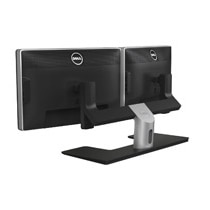 Stojak firmy Dell na dwa monitory — MDS14