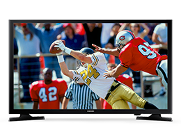 Smart TVs less than 39 inches