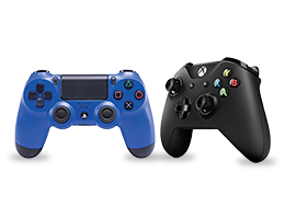 Gamingcontrollere
