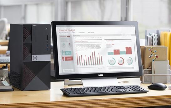 Dell Vostro Desktops For Business Home Office Dell Ireland