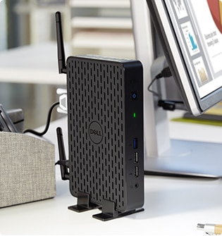 Wyse 3030 Thin Client - Flexible and easy to manage