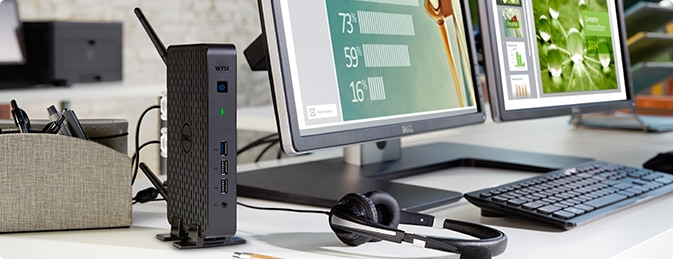 Wyse 3030 Thin Client - Essential accessories for your Wyse 3030 thin client.