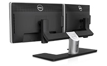 Wyse 3030 Thin Client - Dell dual monitor stand